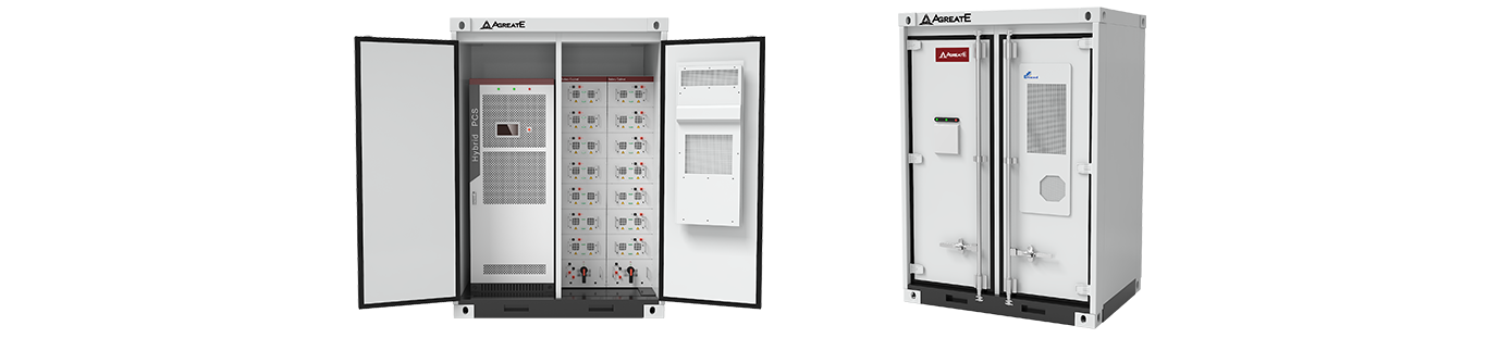 <p>- ATEN 30kW - <br />Battery Energy Storage System</p>