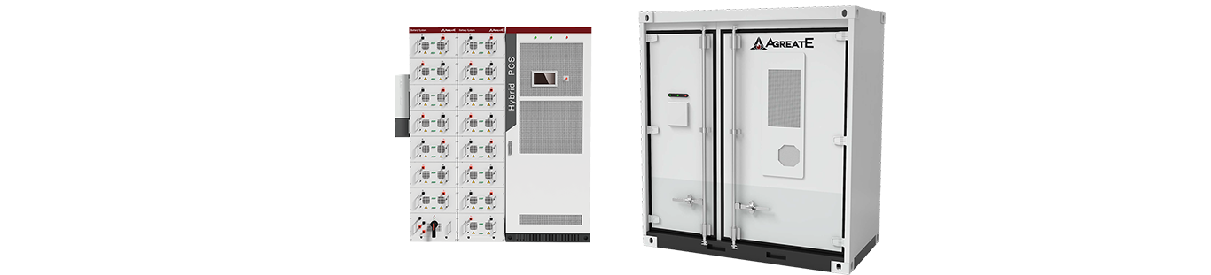 <p>- ATEN 50kW - <br />Battery Energy Storage System</p>