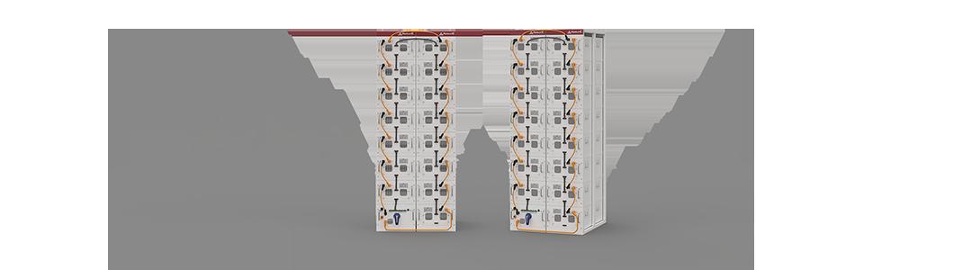 ATEN R138 Battery Rack