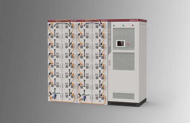 BESS Rack Storage <br>Starts Here
